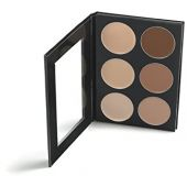 Mehron Makeup Celebr Pro-HD Conceal-It Palette, 6 Shades