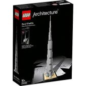 LEGO Architecture 21031: Burj Khalifa Mixed