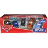 Disney Cars Radiator Springs Gift Pack Lizzie, Doc, Mater, Sally, Sheriff