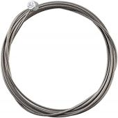 Jagwire Stainless Steel MTB Brake Cable 1.5 x 2000 mm-SRAM/Shimano 94SS2000 Unisex Adult, Grey