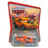 Disney Pixar Cars Supercharged Snot Rod Diecast Car