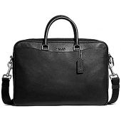 Coach Beckett Leather Briefcase Tote - #F68030