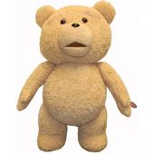 [New Version Battery Replaceable] Ted 24-inch Talking Plush Teddy Bear Ted Teddy Bear Talks Stuffed