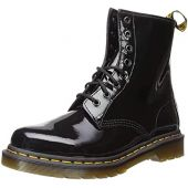 Dr. Martens Women's 1460 Patent Leather Combat Boot