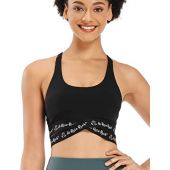 AS ROSE RICH Sports Bra - High Impact Sports Bras for Women - Support + Comfort for Gym, Yoga, Dance