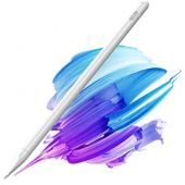 Stylus Pen for iPad with Palm Rejection, (2018-2020) iPad Pencil with Magnetic Design for Apple iPad, iPad (6/7/8 Gen) iPad Pro (11/12.9 inch) iPad Mini Gen 5 iPad Air Gen 3/4 Active Stylus