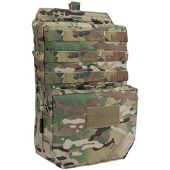 EXCELLENT ELITE SPANKER Military Nylon Hydration Molle Pouch, Water Repellent, Large Capacity, Military Hydration, Mountain Climbing, Running, Survival Game