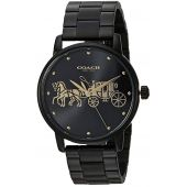 COACH Women's Grand - 14502925 Black One Size