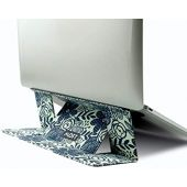 MOFT Invisible Slim Laptop Stand, Adhesive and Reusable, Adjustable Perfect Viewing Angles, Compatible with Laptops Up to 15.6