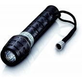 PHILIPS LightLife Rubber Flashlight in Hangtag (2AA not included)