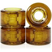 Arbor Mosh Thane - 65 Mm - 78A - Amber (Set of 4)