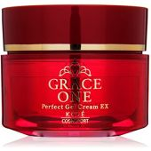 KOSE Kose Grace One All-in-One, Concentrated Repair Gel, EX, 3.5 oz (100 g) + Bonus Included, All-in-One Gel, Moisturizing Cream, 3.5 oz (100 g) + 1 Piece