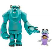 Disney Sulley Action Figure - Pixar Toybox