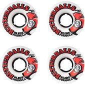 Sector 9 Longboard Wheels 61mm Butterballs 80A White