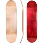 Cal 7 Blank Maple Skateboard Deck | 7.75, 8.0, 8.25 and 8.5 Inch |