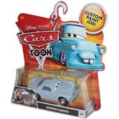 Disney Cars Toon 1:55 Scale Diecast Tokyo Mater Stripped Kabuto #34