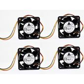 Dell MJ611 Cooling Fan Assembly, For Precision 390, Dimension 9200, PowerEdge SC440, and XPS 410, Compatible Part Numbers: KG885, J8133, JY857, WN373, Compatible Model Numbers: EFC0912BF, M35172-35, T