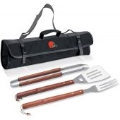 NFL Cleveland Browns 3-Piece BBQ Tool Tote