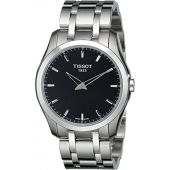 Tissot Men's T0354461105100 Analog Display Quartz Silver Watch