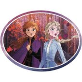 Disney Frozen 2 Anna and Elsa - Floor Puzzle - 2 feet Long 46 Pieces - Ages 3 and Up