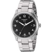 Tissot Mens Gent XL Swiss Quartz Stainless Steel Casual Watch (Model: T1164101105700)