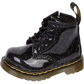 Dr. Martens Kid's Collection Baby Girl's 1460 Glitter (Toddler)