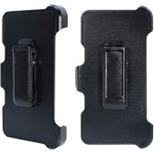"""WallSkiN Turtle Series Replacement Belt Clip Holster """"Compatible with OtterBox Defender Series Case"""" Hands-Free Kickstand for Samsung Galaxy S9 Plus (6.2"""") - 2 Pack"""