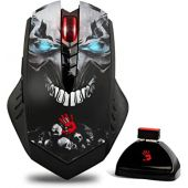 R8 Ultra-Core Wireless Gaming Mouse with Light Strike (LK) Optical Switch & Scroll Wheel - 8 Programmable Buttons and Advanced Macro