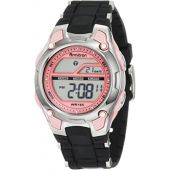 Armitron Sport Women's 45/6984 Digital Chronograph Resin Strap Watch