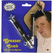 Greaser Comb Party Accessory (1 count) (1/Pkg)