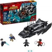 LEGO Marvel Super Heroes Royal Talon Fighter Attack 76100 Building Kit (358 Pieces)