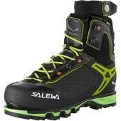 Salewa Men's Vultur Vertical GTX Climbing Boot   Mixed Routes, Ice Climbing, Mountaineering   Gore-Tex Insulated Waterproof Breathable Liner, Vibram PRO Outsole, Step-In Crampon Compatible
