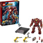 LEGO Marvel Super Heroes Avengers: Infinity War The Hulkbuster: Ultron Edition 76105 Building Kit (1363 Pieces)