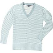 Tommy Hilfiger Women's V-neck Tunic Pullover Sweater